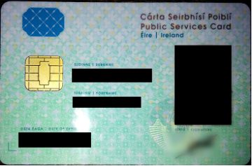 PPS card
