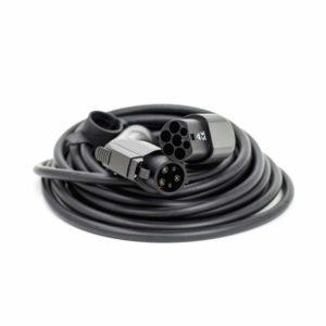 cable cargador vehiculo electrico