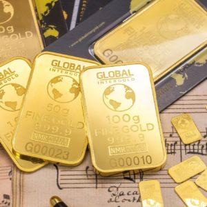 Inversión en oro como reserva de valor