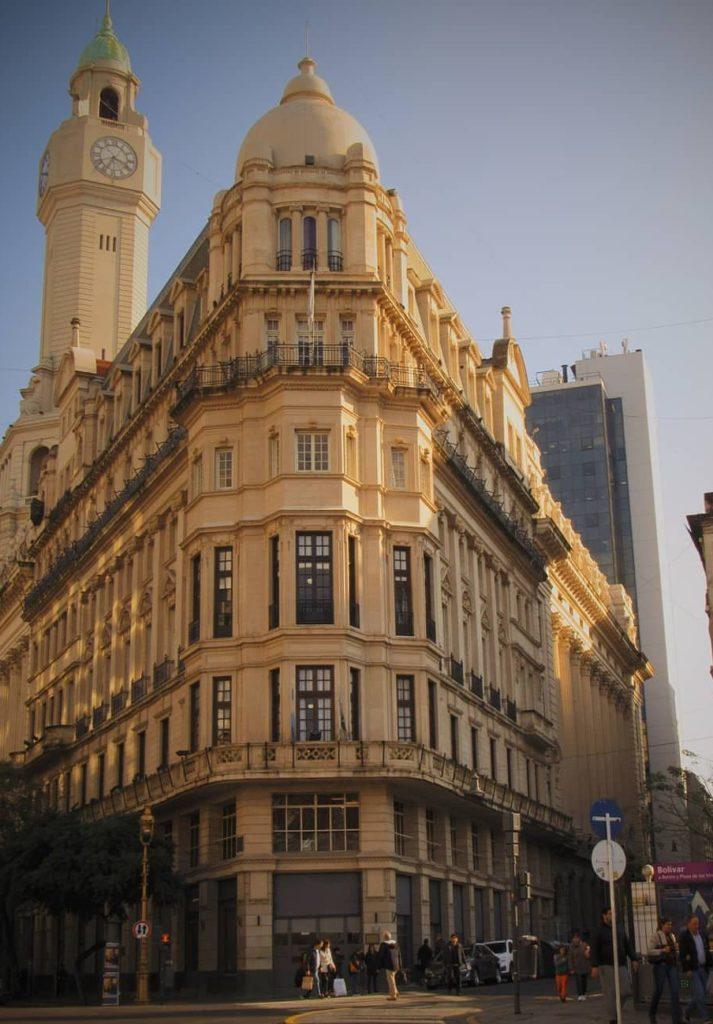 Edificio de la Legislatura Buenos Aires