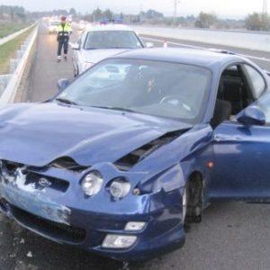 accidente de trafico pasos reclamacion seguro