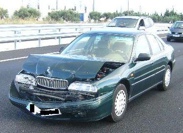 accidente trafico reclamacion al seguro