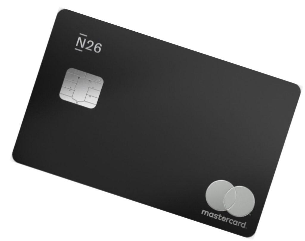 tarjeta N26 Neobank