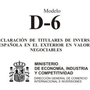 modelo D-6