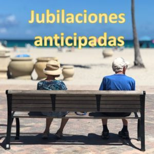 Tipos de jubilaciones anticipadas