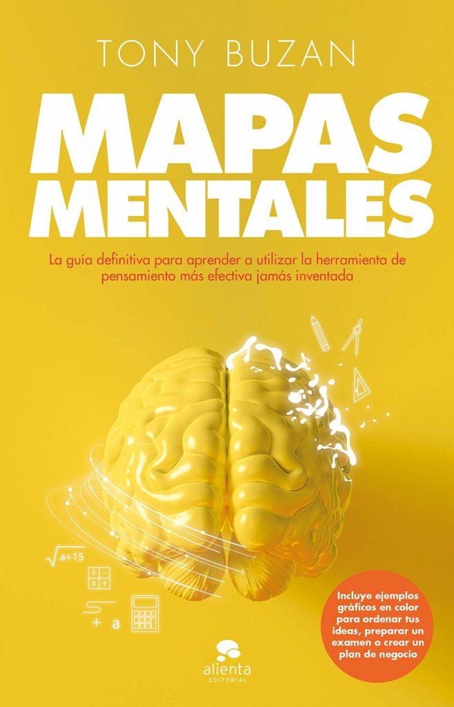 mapas mentales libro Tony Buzan