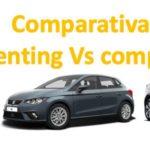 Comparativa renting Vs Compra