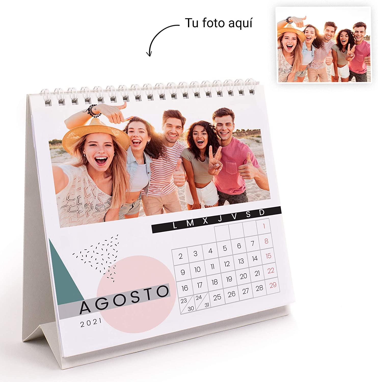 calendario personalizado 2021