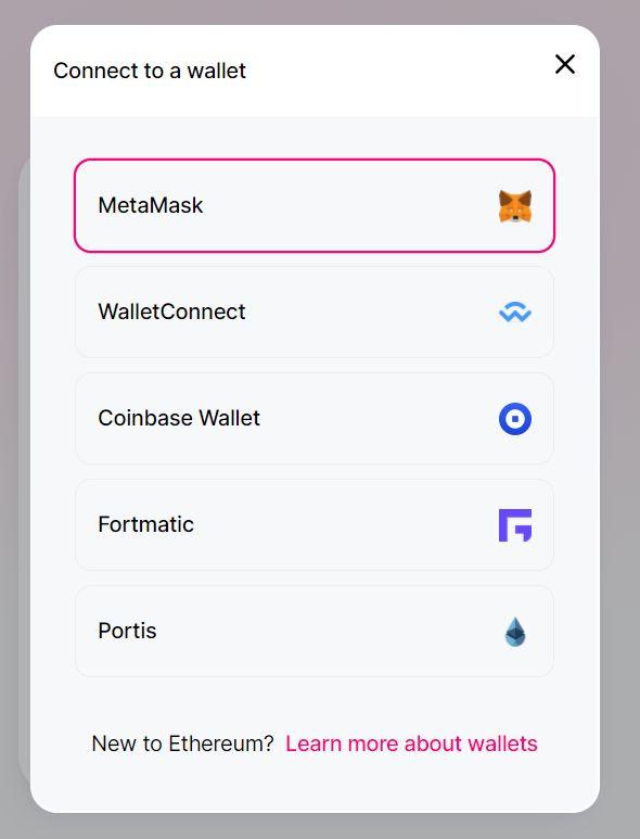 uniswap conectar wallet metamask