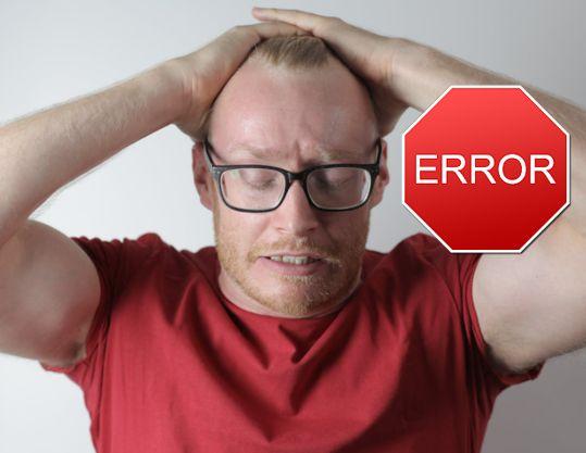 errores habituales al alquilar un inmueble